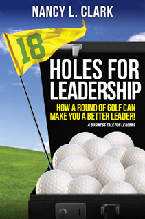 18 Holes for Leadership Book